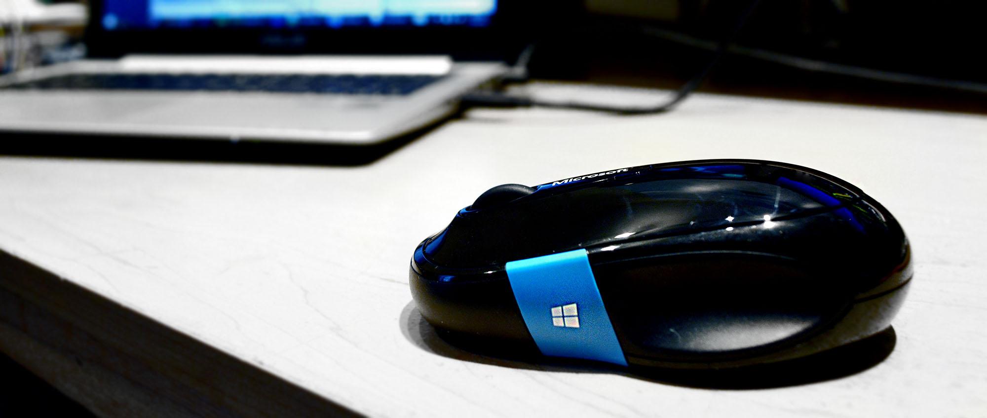 Back/Forward on Microsoft Sculpt Comfort – Steve Zazeski