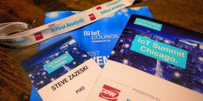 2017 IoT Summit Chicago Summary