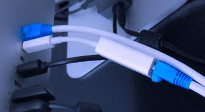 iMac LACP to Improve Network Throughput