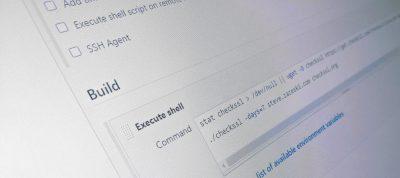 Using Jenkins to Monitor SSL Certificates